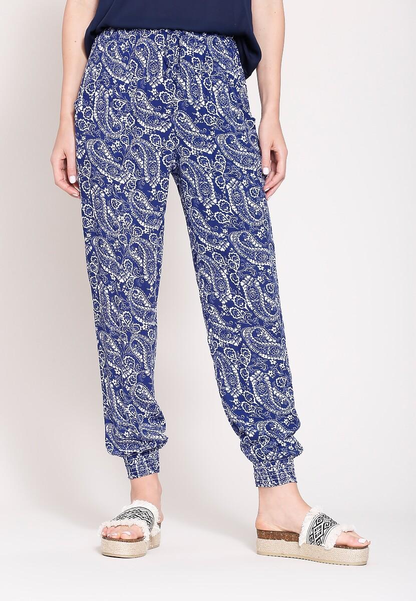 Niebieskie Spodnie Midnight Express