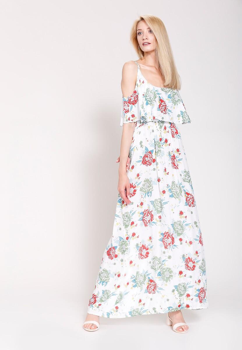 Biała Sukienka Sweetiest Thing
