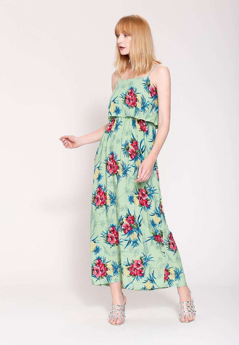 Zielona Sukienka So Lovely
