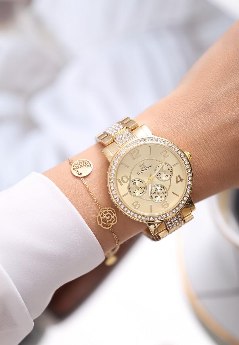 Ciemnozłoty Zegarek Meet Me