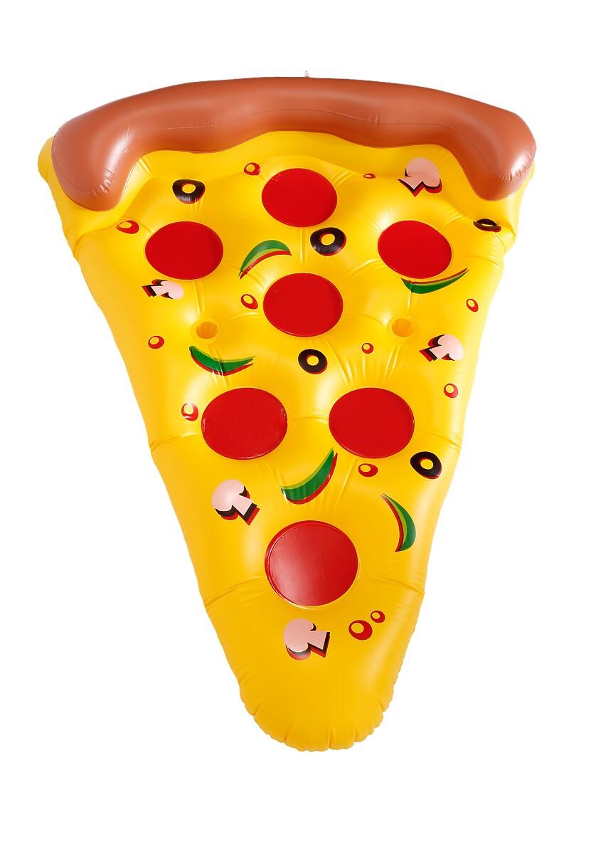 Żółty Materac I Love Pizza Renee Limited