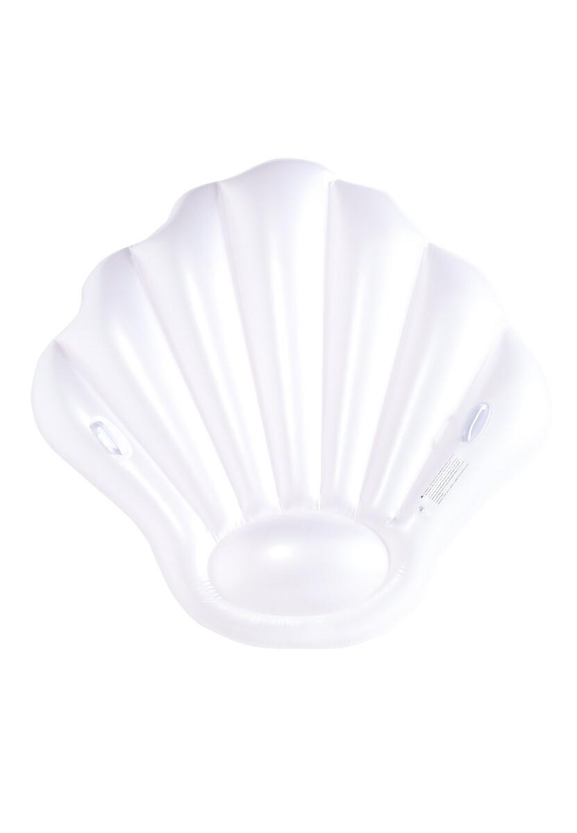 Biały Materac Seashell Renee Limited