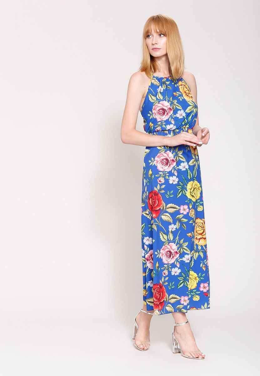 Niebieska Sukienka Be Happiest
