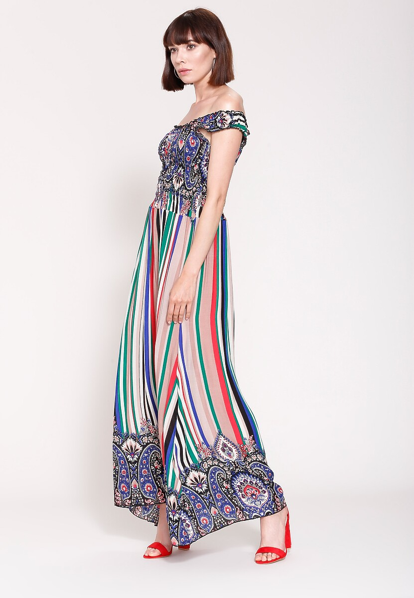 Niebieska Sukienka The Duchess