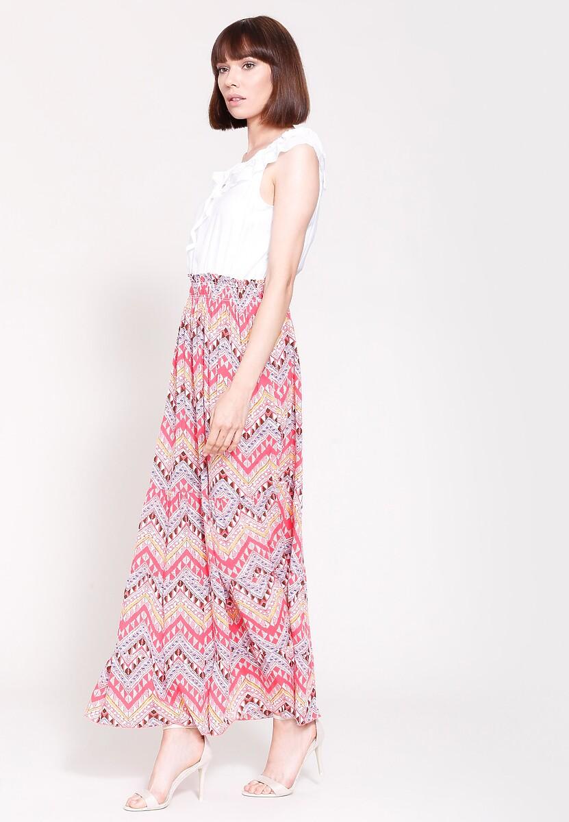 Różowa Sukienka Union Trade