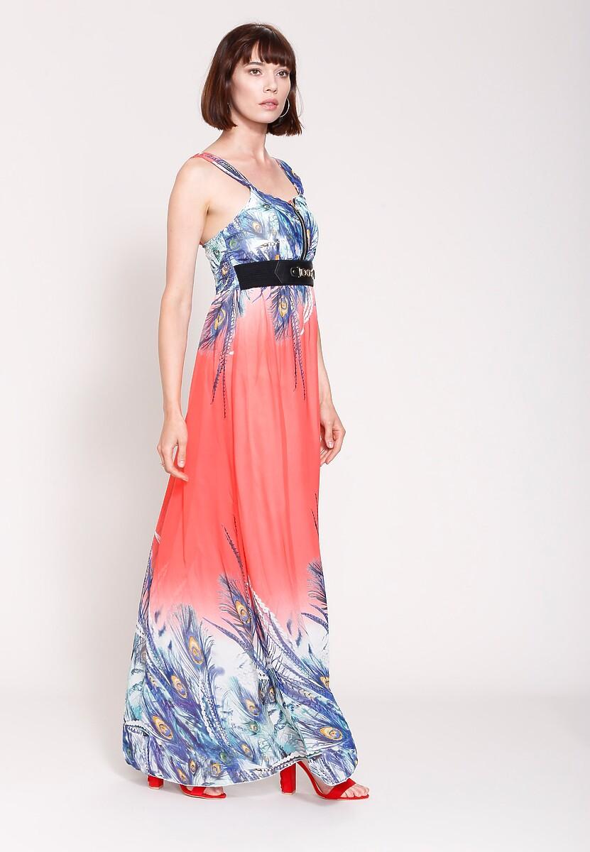 Koralowa Sukienka Best Summer