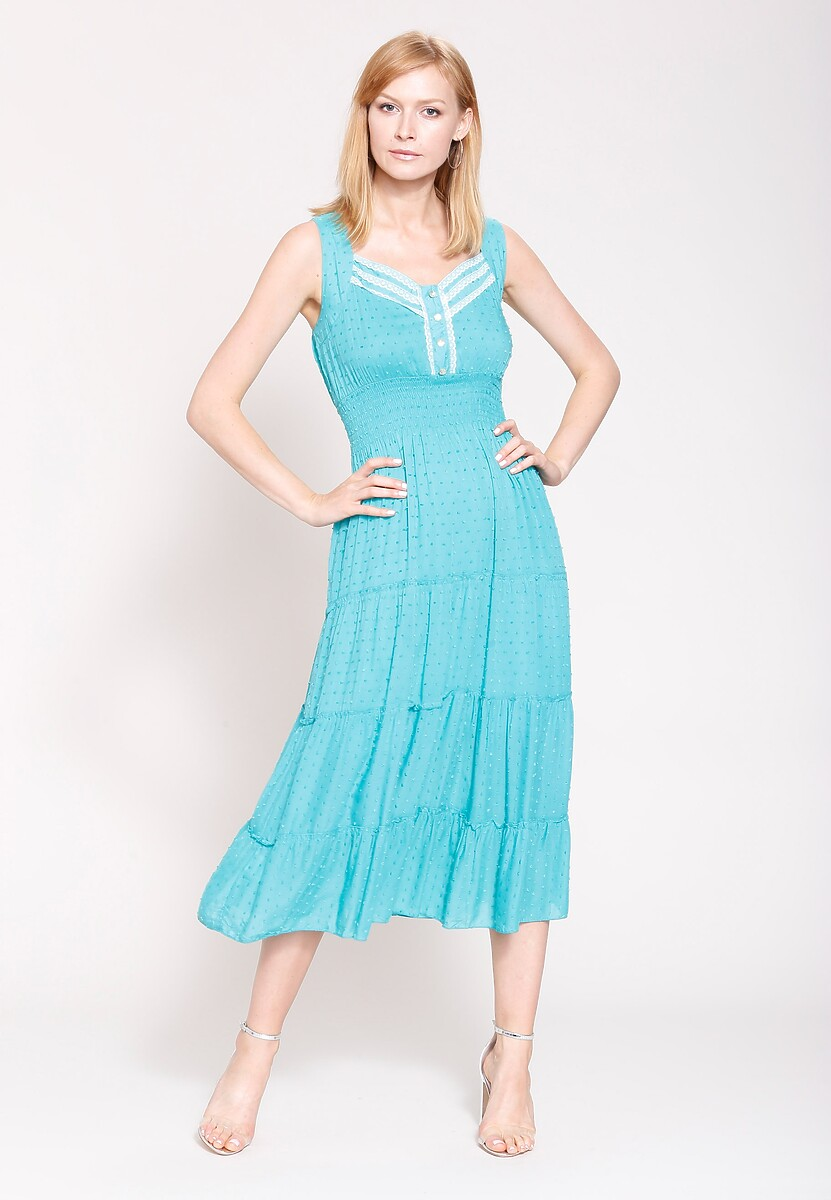 Zielona Sukienka Colours of Summer