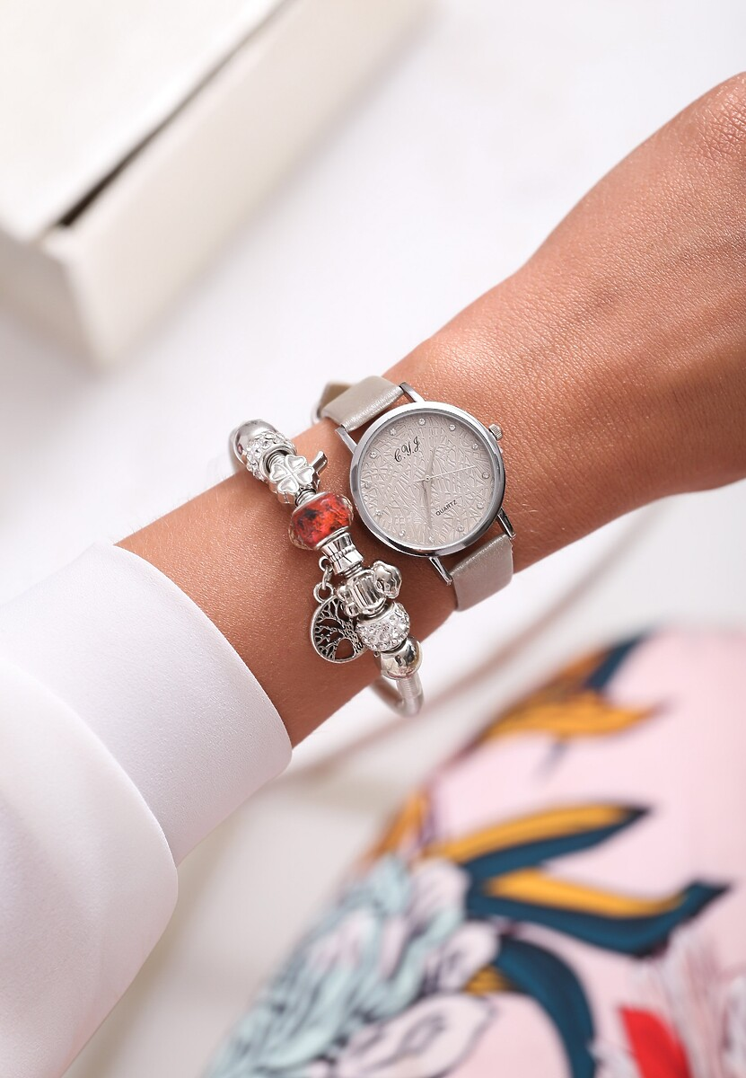 Beżowy Zegarek Dune