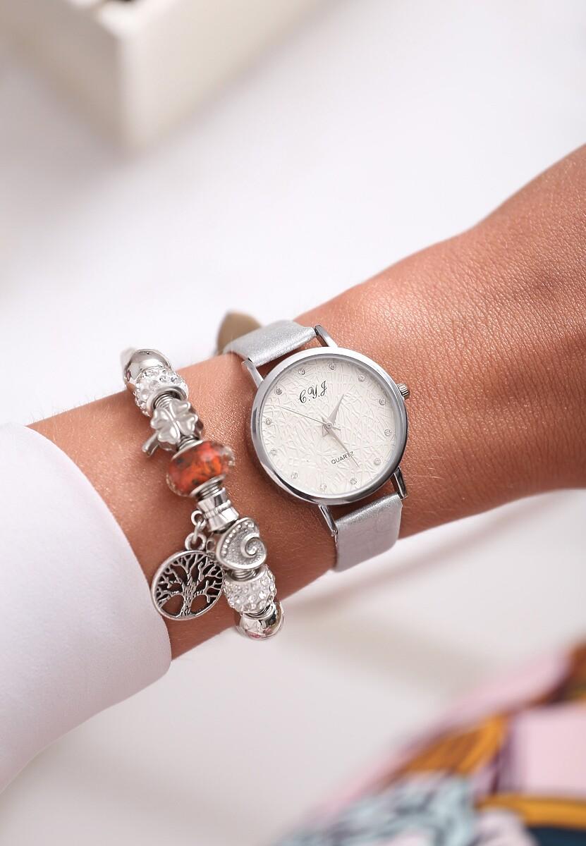Srebrny Zegarek Dune