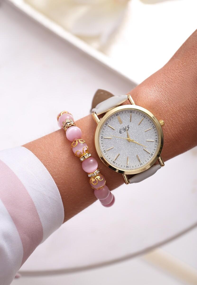 Szaro-Złoty Zegarek You Have Won