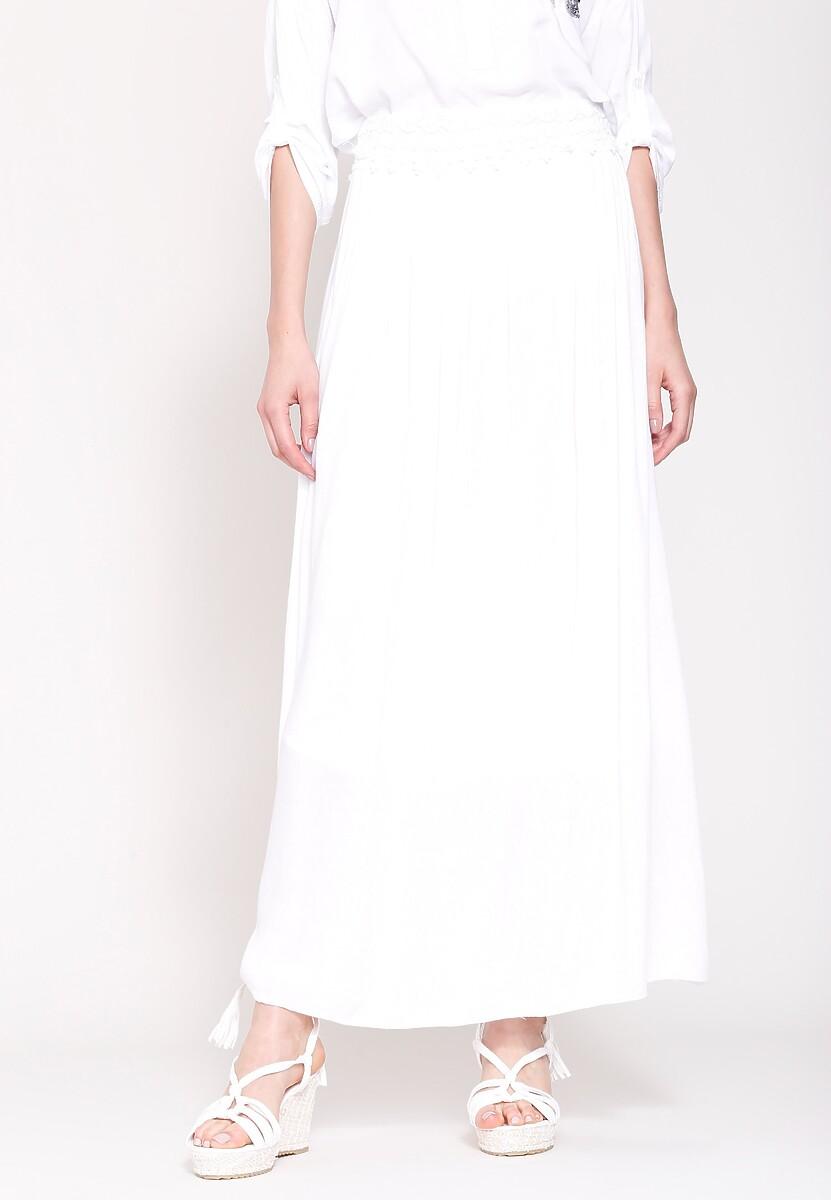 Biała Spódnica Will You Be