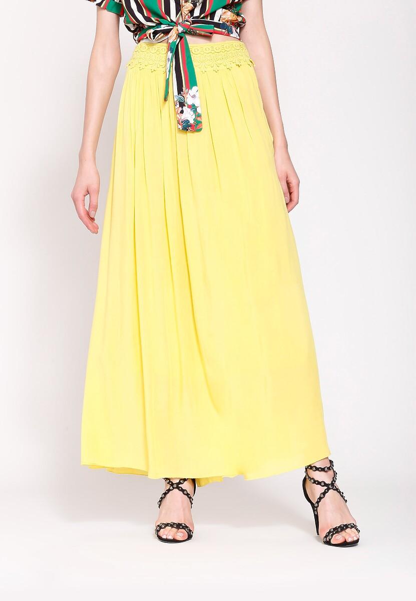 Żółta Spódnica Will You Be
