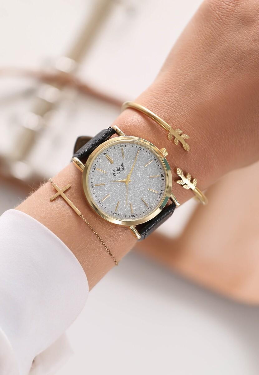 Czarno-Złoty Zegarek You Have Won
