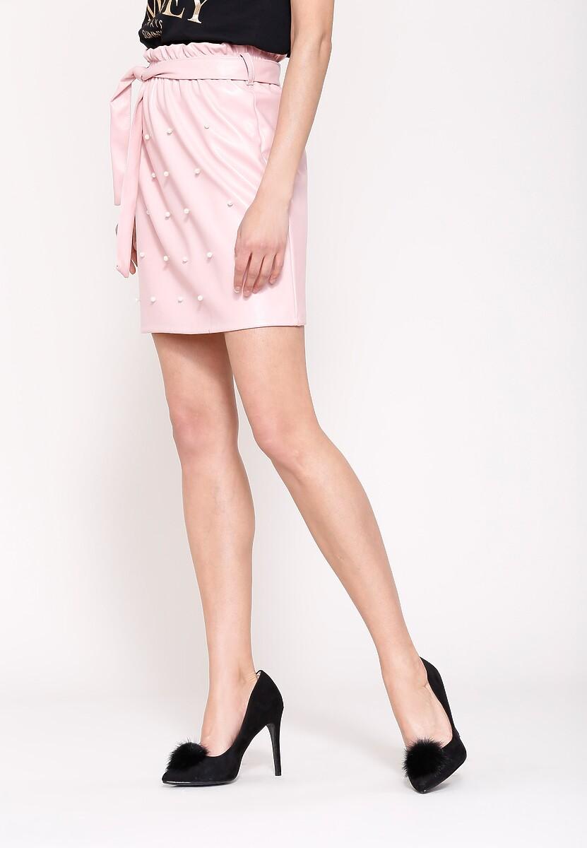 Różowa Spódnica Next To You