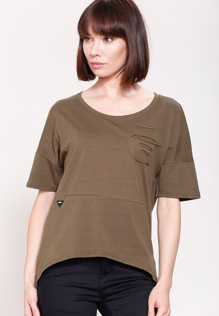 Khaki T-shirt Weekly