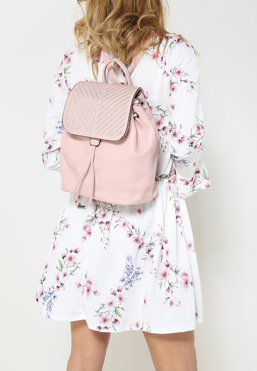 Różowy Plecak Do We Go
