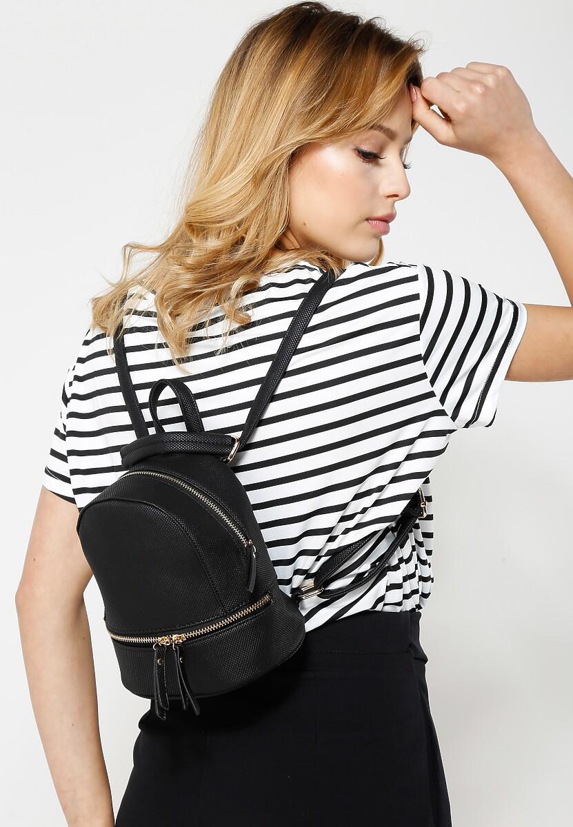 Czarny Plecak Good Style