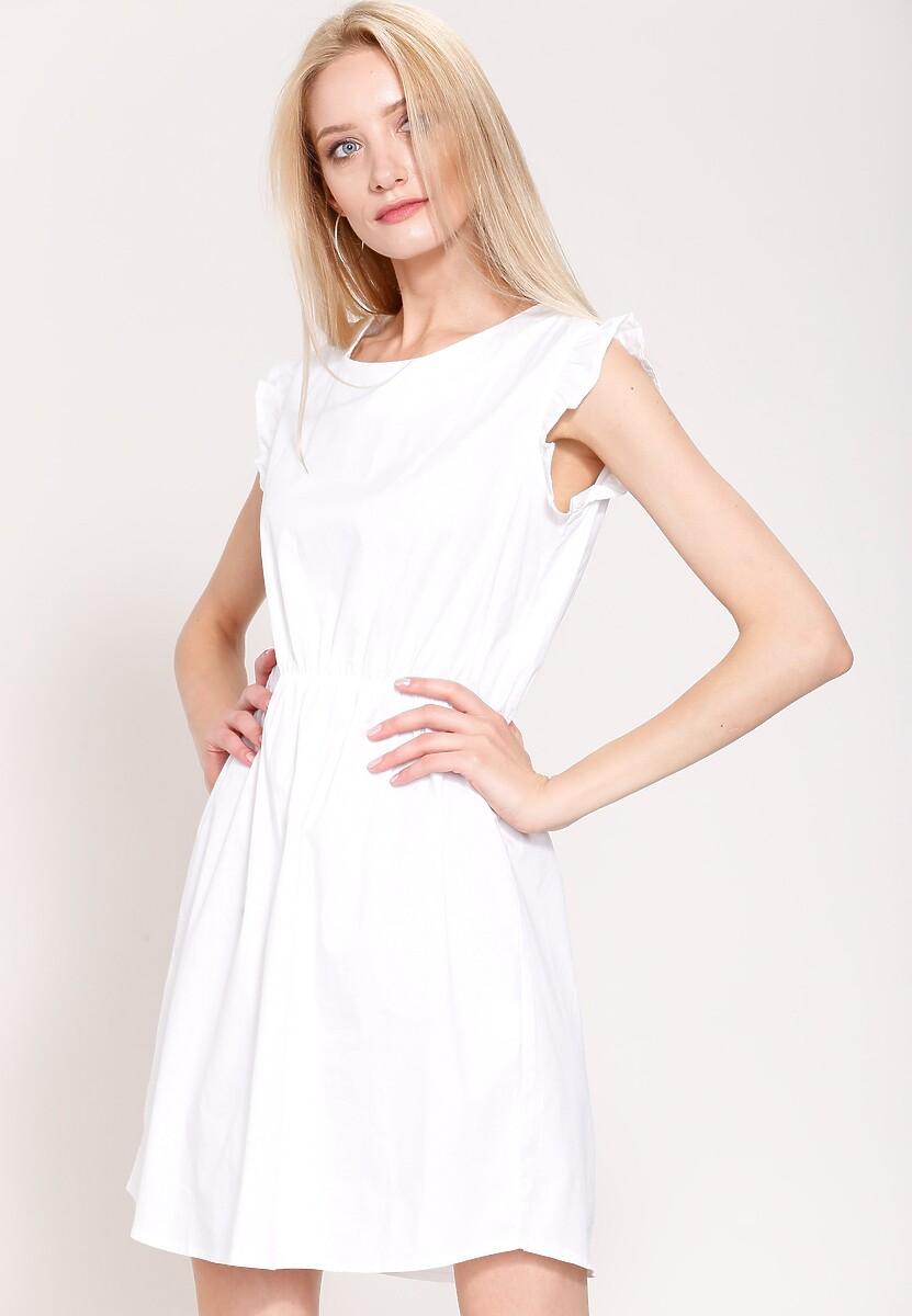 Biała Sukienka Whatever It Was
