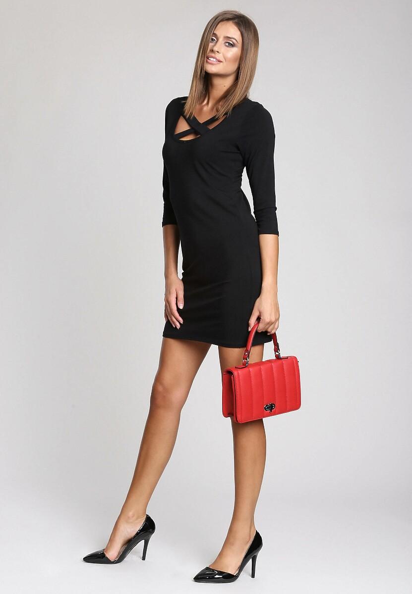 Czarna Sukienka Perfect Silhouette