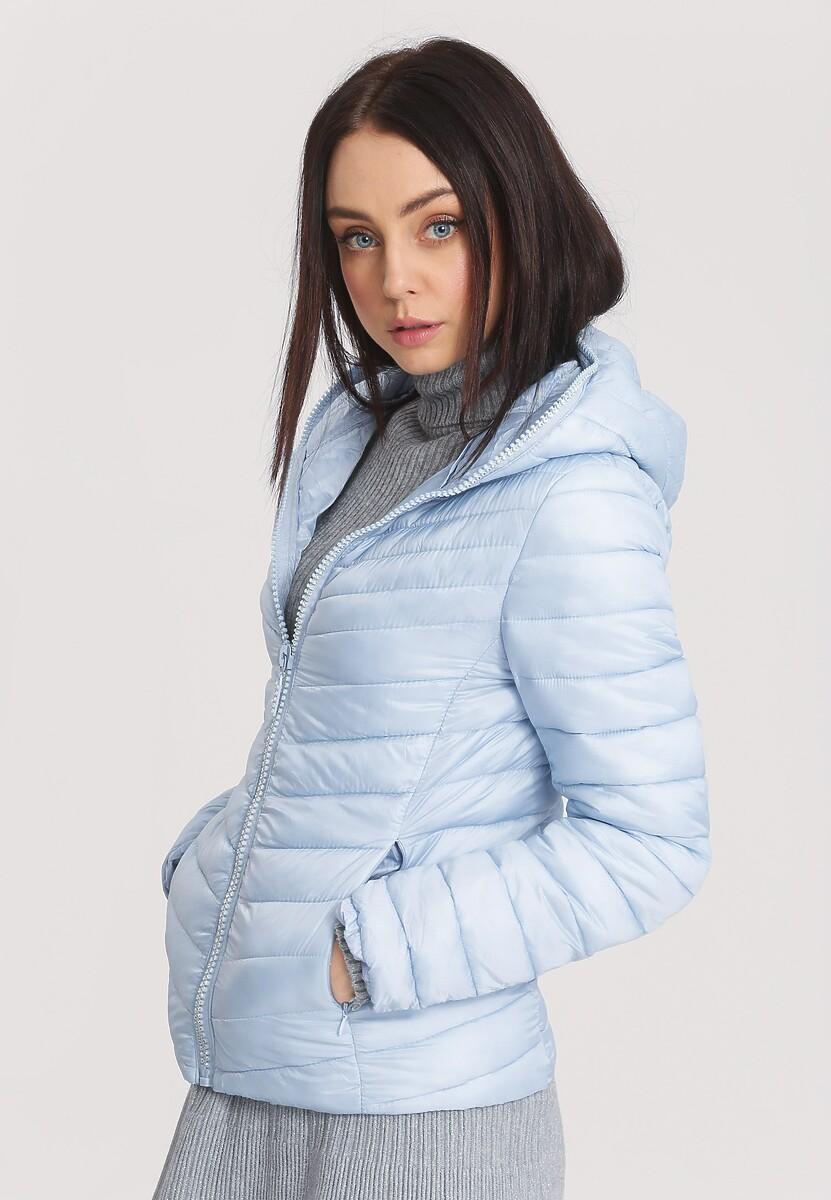 Niebieska Kurtka Friday's Look