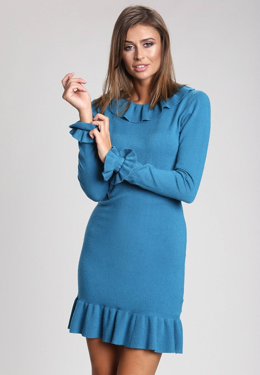 Niebieska Sukienka Lovely Things