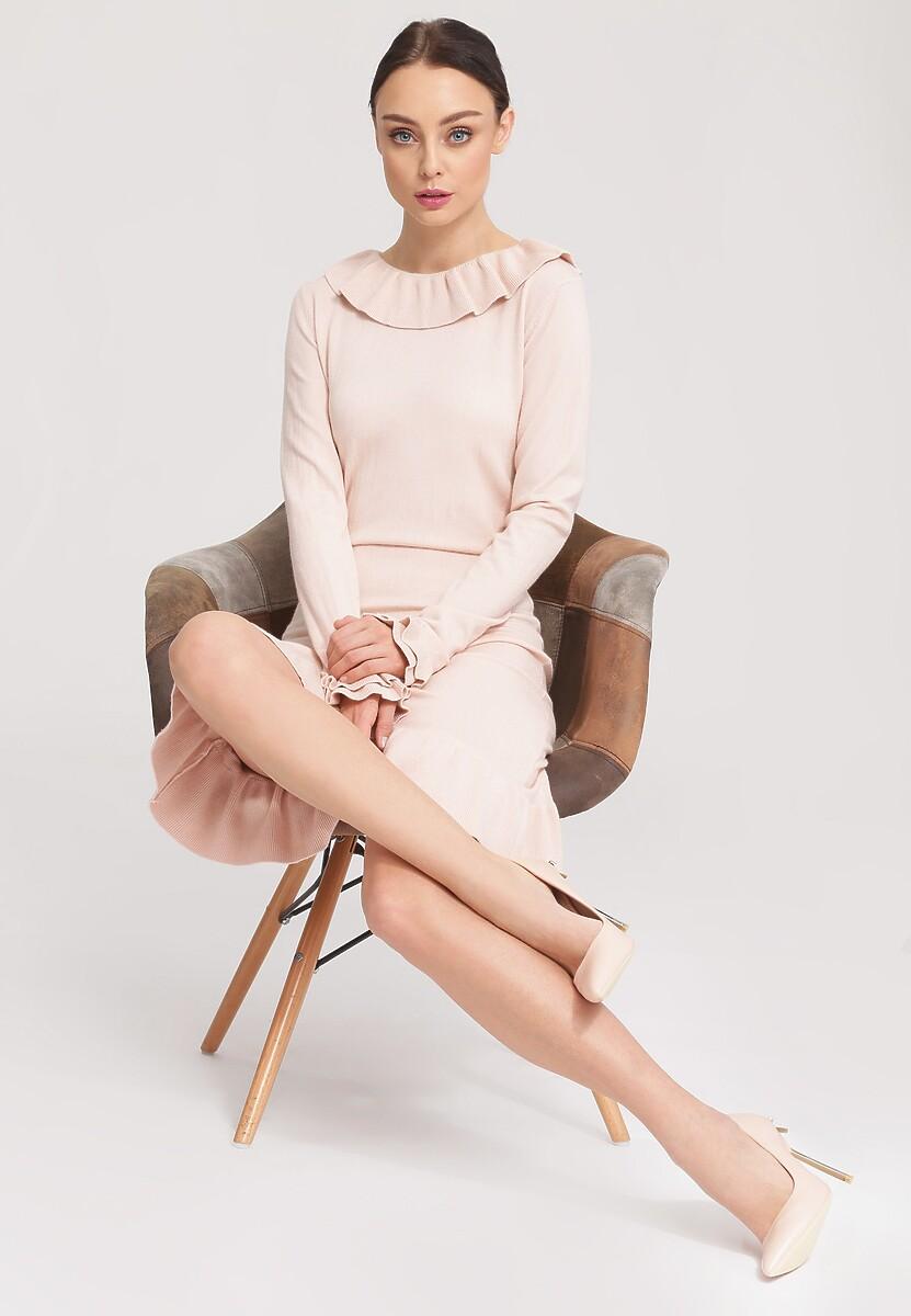 Jasnoróżowa Sukienka Lovely Things
