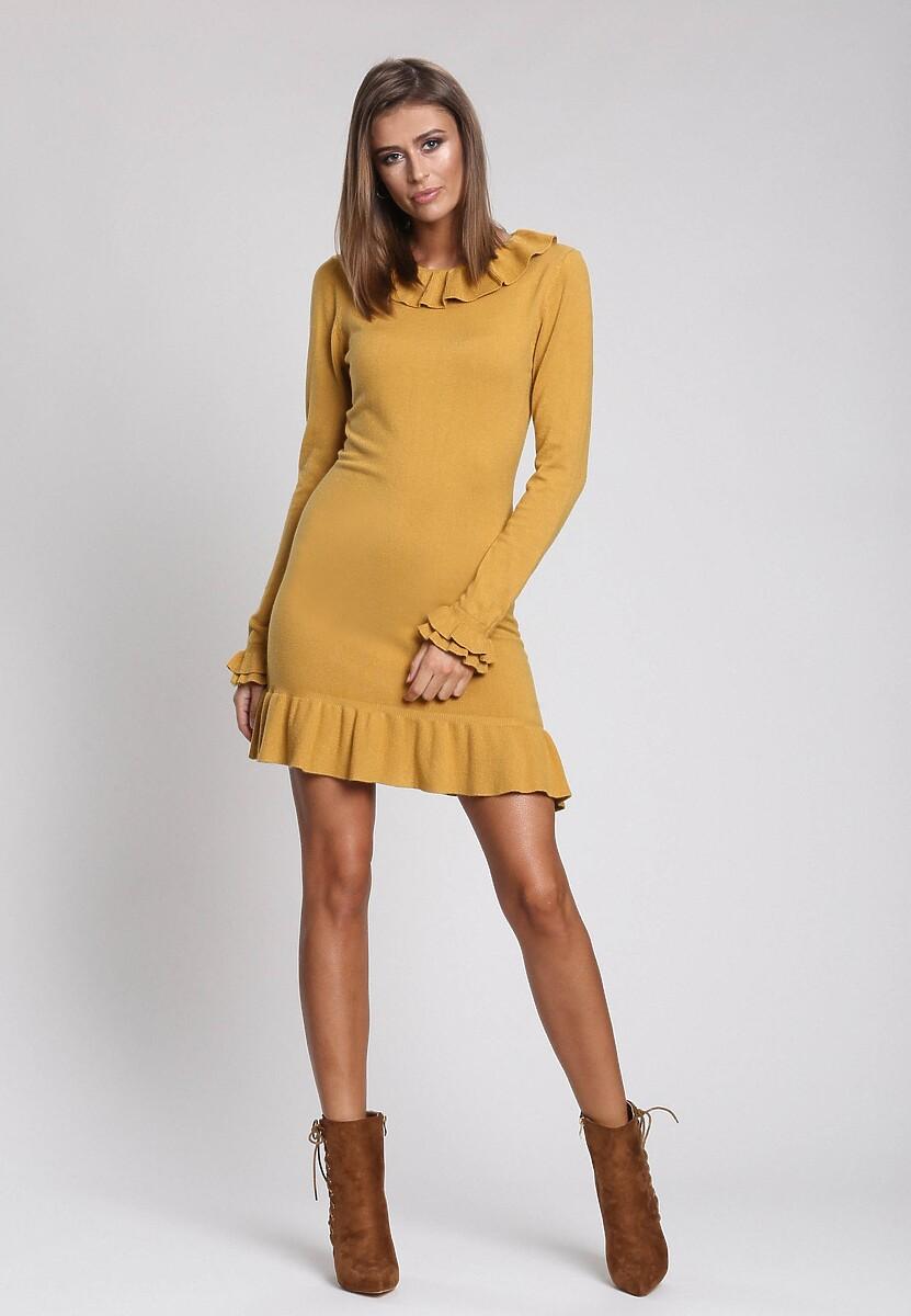 Żółta Sukienka Lovely Things