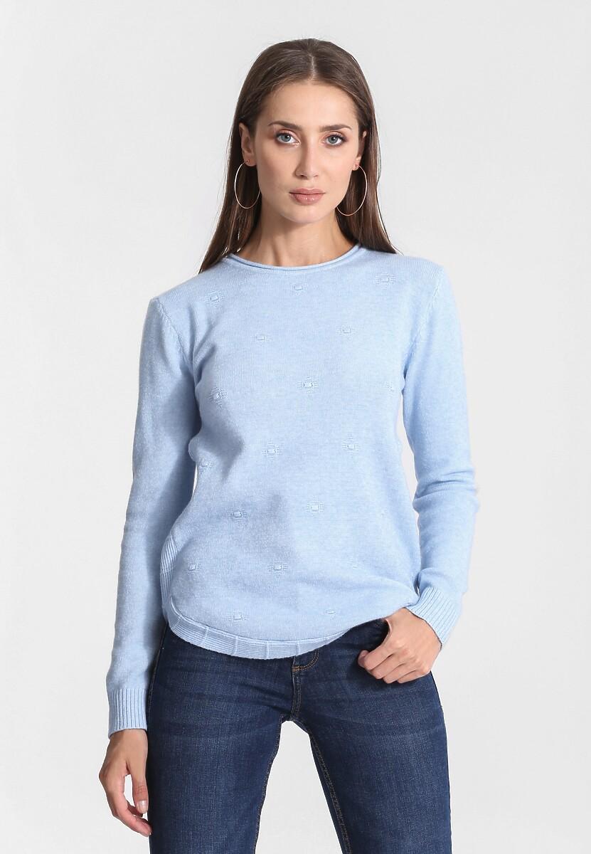 Niebieski Sweter Pillow Book