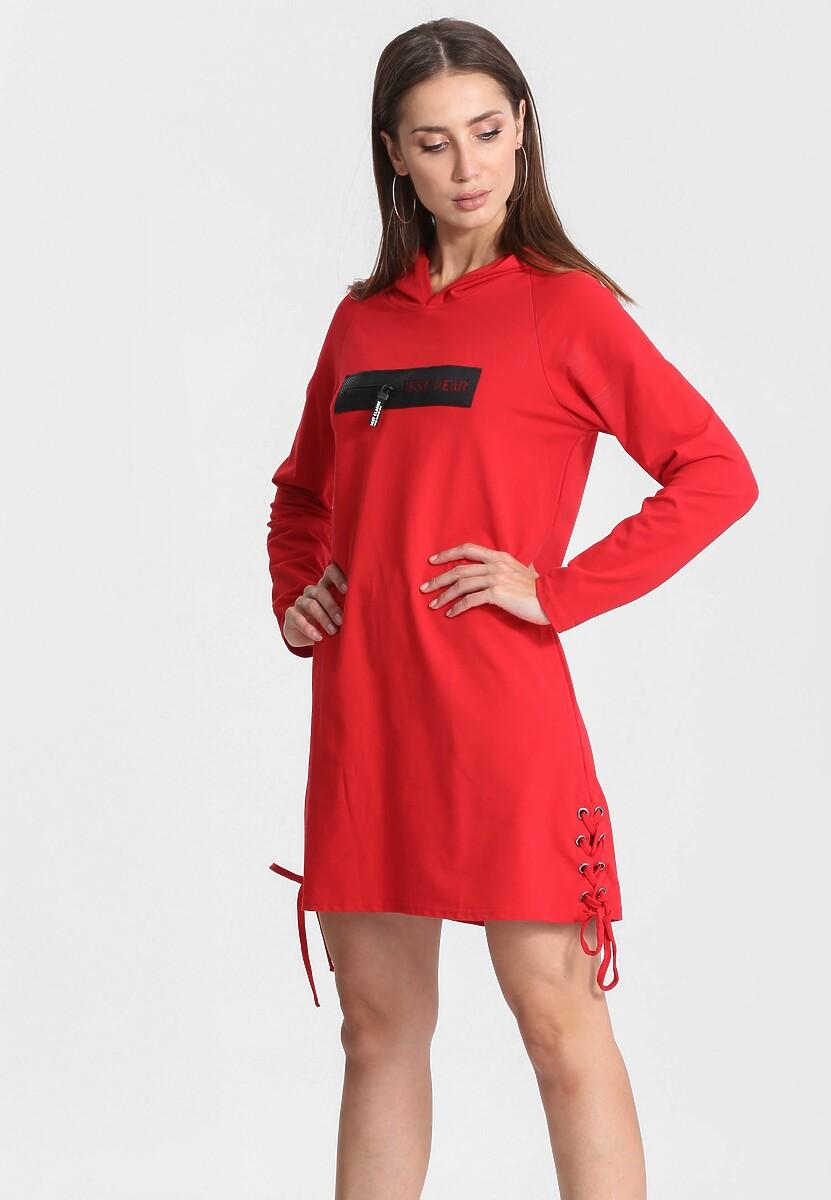 Czerwona Sukienka Real Life