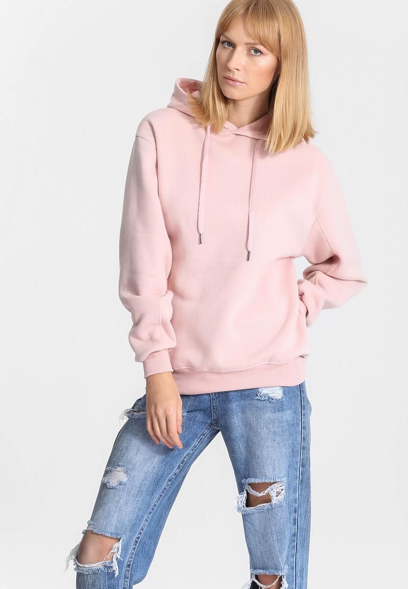 Różowa Bluza  Cool Fit