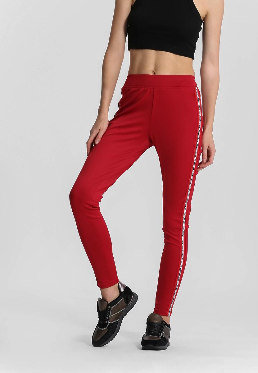 Czerwone Spodnie Instant Warrior
