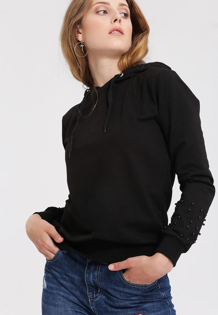 Czarna Bluza Comfort Zone