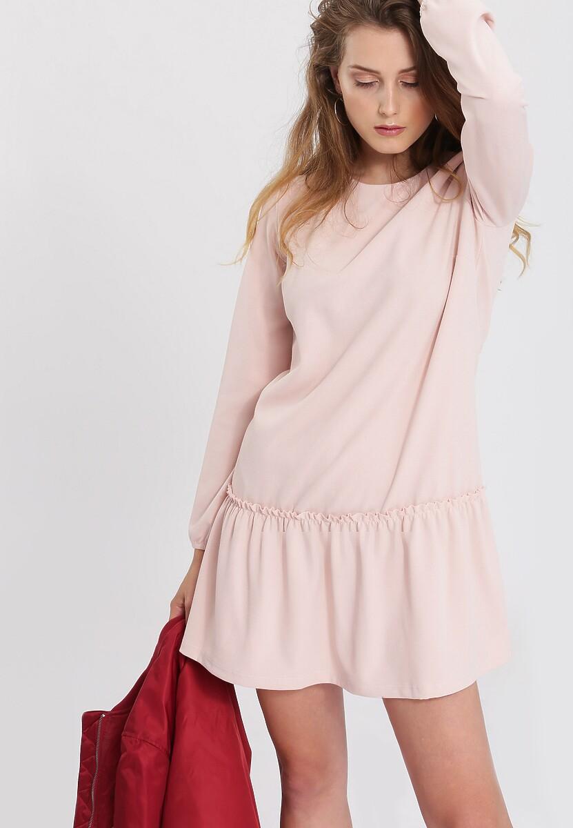 Różowa Sukienka My Type