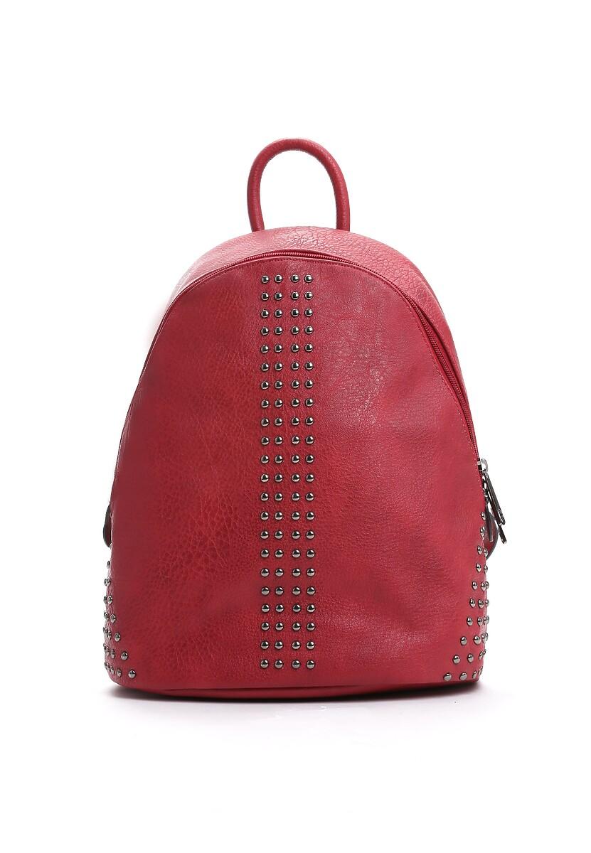 Czerwony Plecak Unawares