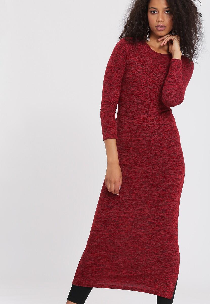 Czerwona Sukienka Moody