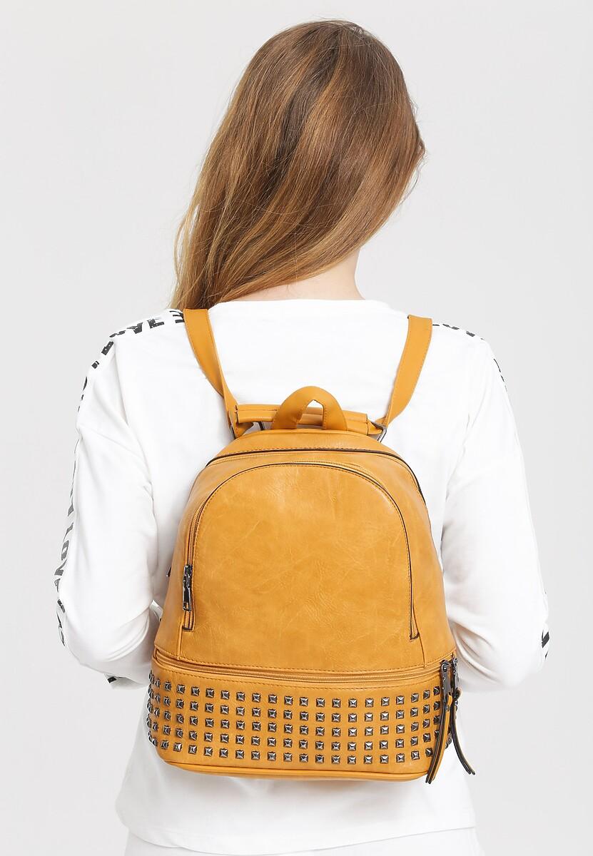 Żółty Plecak Single