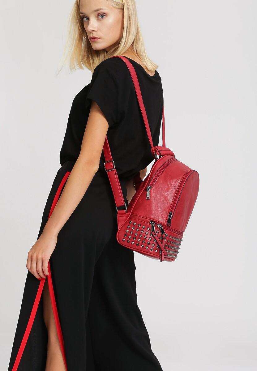Czerwony Plecak Single