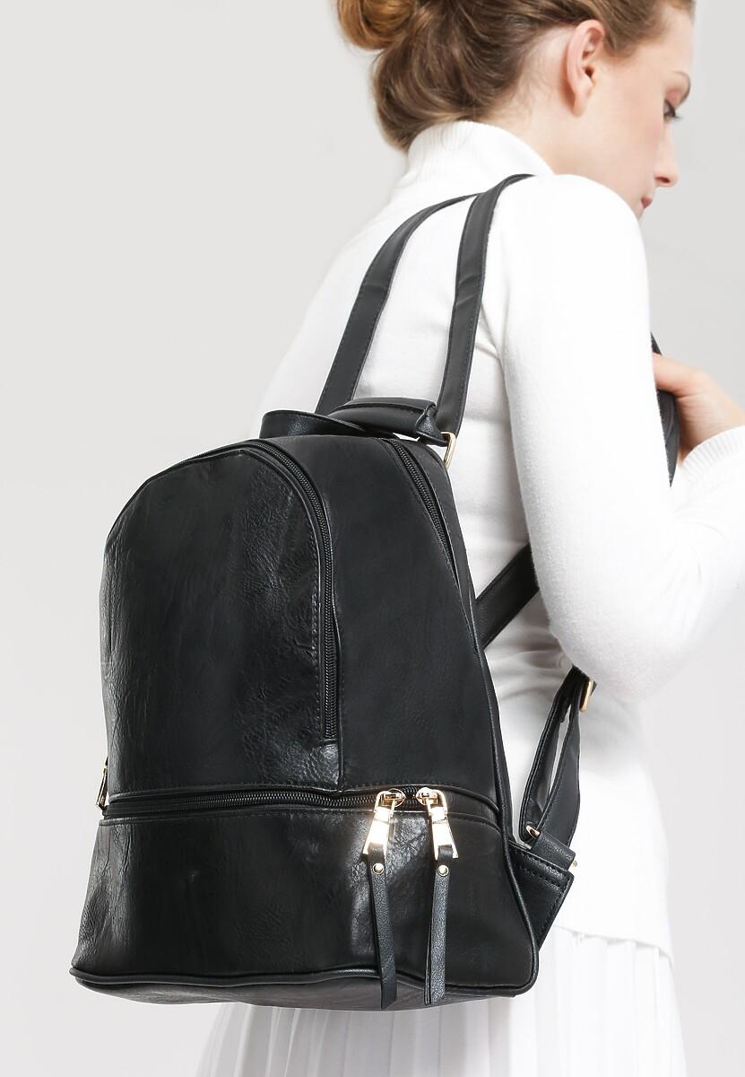 Czarny Plecak Mediator