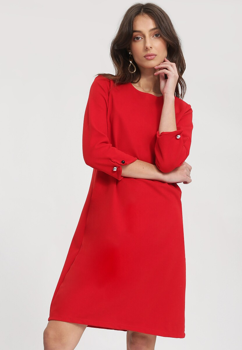 Czerwona Sukienka Same Old Love