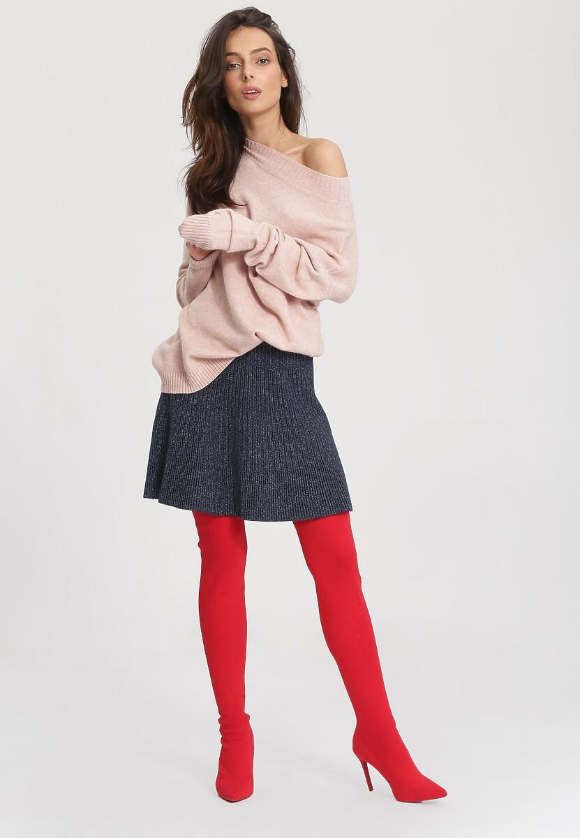 Różowy Sweter With Me Baby