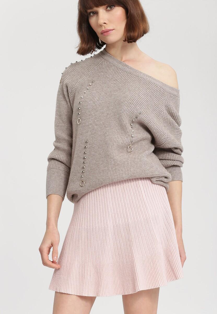Khaki Sweter A Little Love