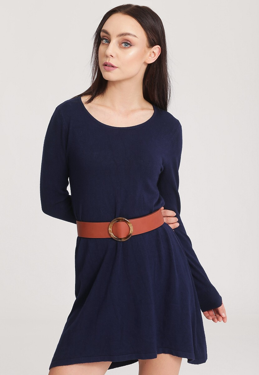 Granatowa Sukienka Ripeness