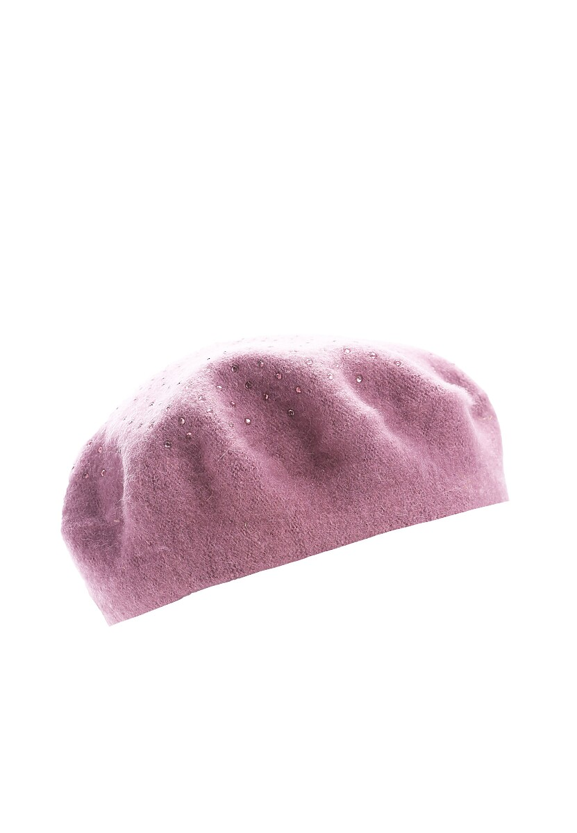 Fioletowy Beret Day On