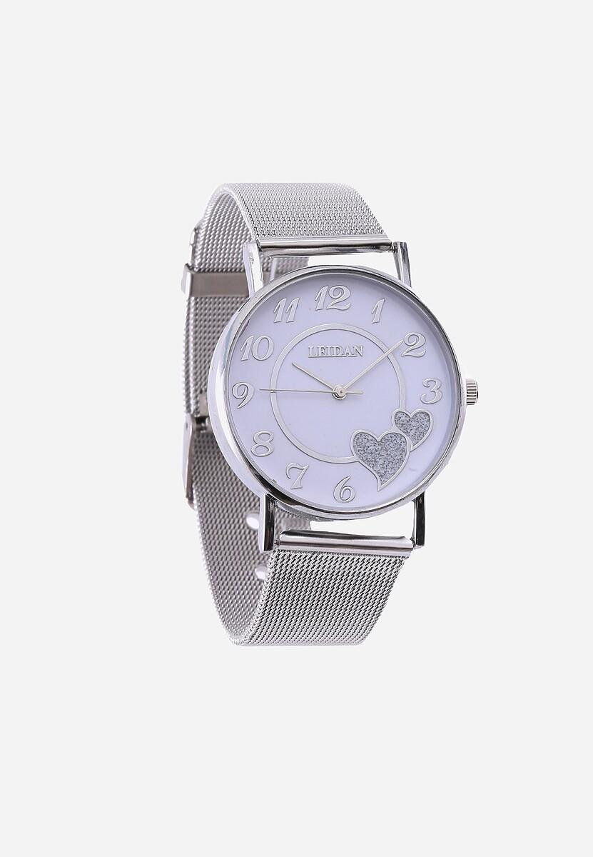 Srebrny Zegarek Fast