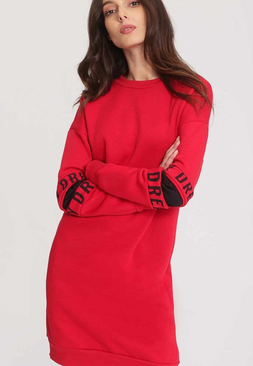 Czerwona Bluza Originality