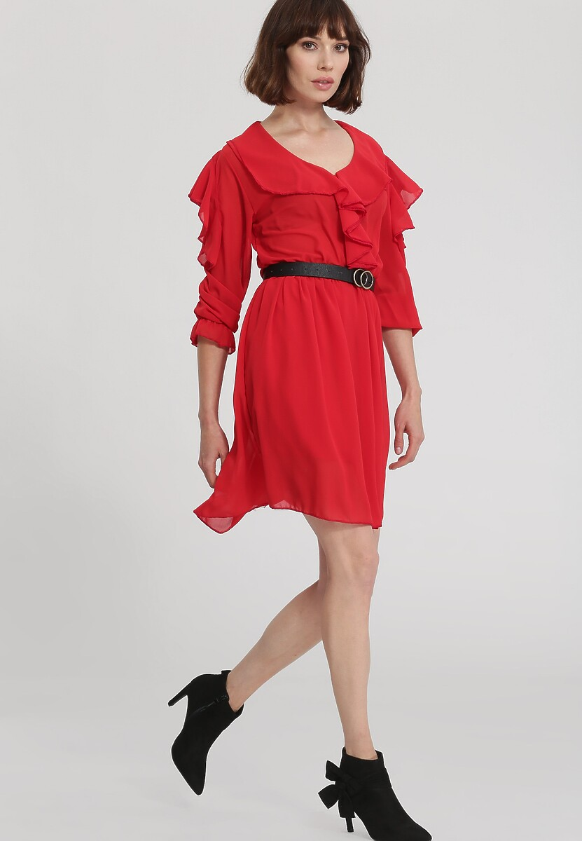 Czerwona SukienkaAnother Girl