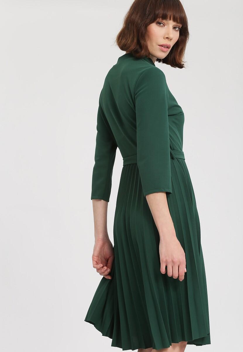 Zielona Sukienka Pair Trio