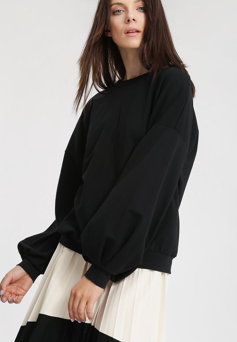 Czarna Bluza Forsythia