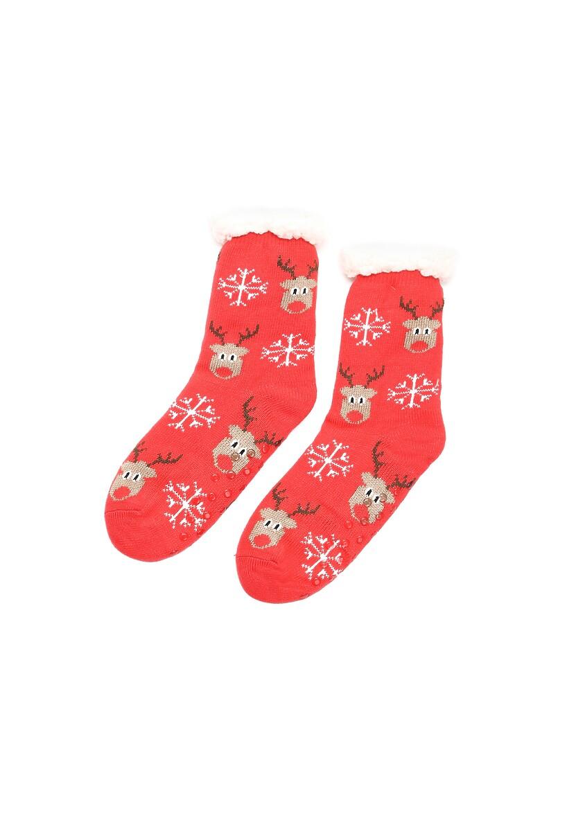 Czerwone Skarpetki Christmas Time