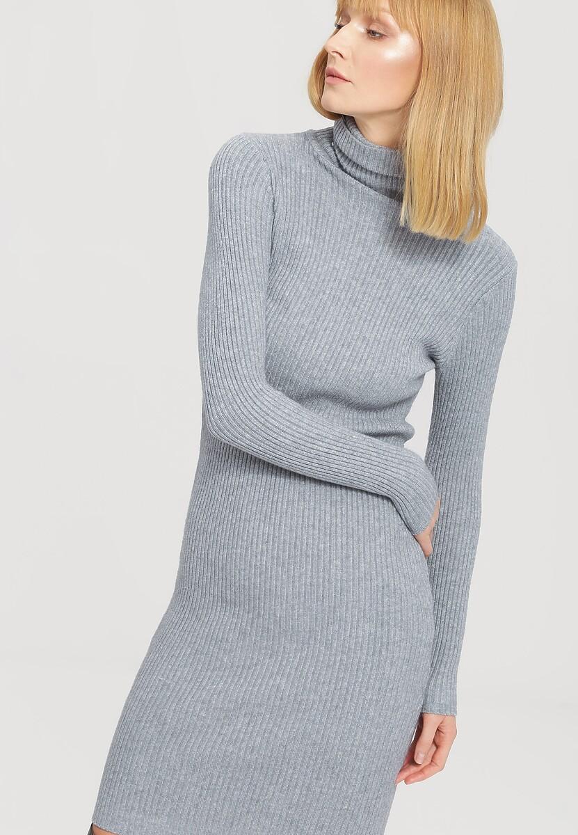 Szara Sukienka Concurrence